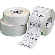 Zebra Label Paper 3 x 2in