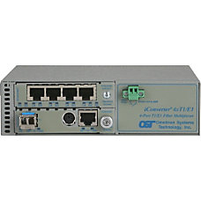 Omnitron Systems iConverter Multiplexer