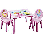 Disney Table Chair Set Princess