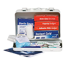 Green Guard Small First Aid Kit