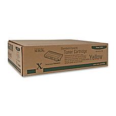 Xerox 106R00678 Yellow Toner Cartridge