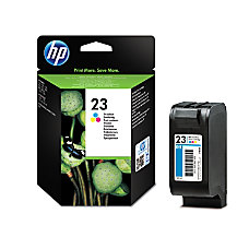 HP 23 Tricolor Original Ink Cartridge