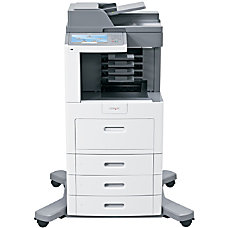 Lexmark X658DTME Multifunction Printer