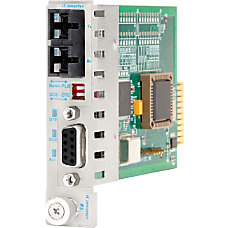 iConverter RS 422485 Serial to Fiber