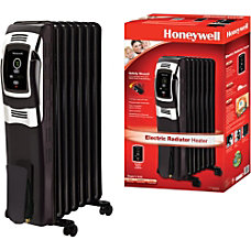 Honeywell HZ 717 Digital Electric Radiator