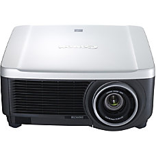 Canon REALiS WUX6000 LCOS Projector 1080p