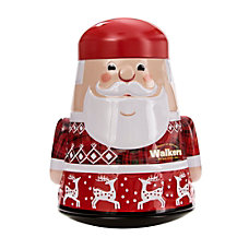 Walkers Shortbread Wobbly Santa Tin 7