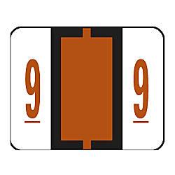 Smead BCCRN Bar Style Permanent Numerical