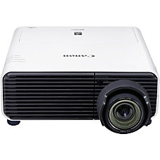 Canon REALiS WX450ST LCOS Projector 720p