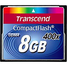 Transcend TS8GCF400 8 GB CompactFlash