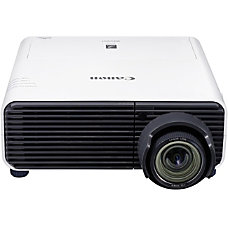 Canon REALiS WX450ST D LCOS Projector