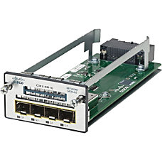 Cisco C3KX NM 10G Network Module