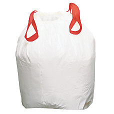 Webster Drawstring Trash Can Liners 13