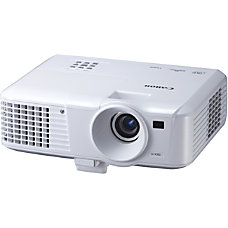 Canon LV X300 3D Ready DLP
