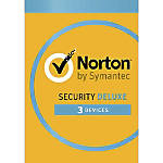 Norton Security Deluxe For 3 Devices