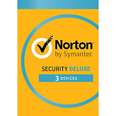 Norton Security Deluxe 3 Devices Download