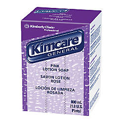Kimberly Clark Pink Lotion Soap Dispenser