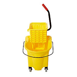 Rubbermaid WaveBrake Side Press Combo Bucket