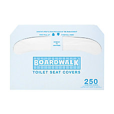 Krystal Boardwalk Premium Half Fold Toilet