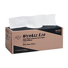 WYPALL L10 Utility Wipes Box 12