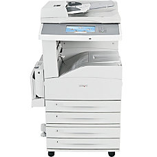 Lexmark X862DTE 3 Multifunction PrinterLexmark X860