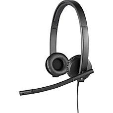 Logitech USB Headset Stereo H650e