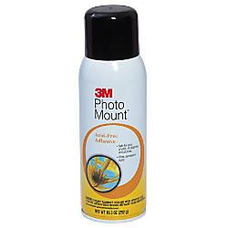 Scotch Photo Mount Spray Adhesive 1030
