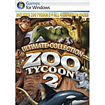 Microsoft Zoo Tycoon 2 Ultimate Collection