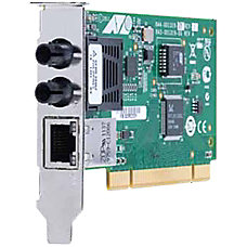 Allied Telesis 100Mbps Fast Ethernet Dual