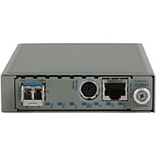 Omnitron Systems iConverter 8241 1 Media