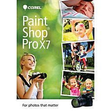 Corel PaintShop Pro X7 Download Version