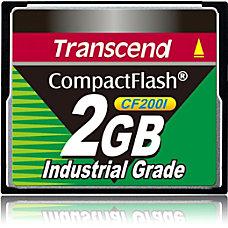 Transcend TS2GCF200I 2 GB CompactFlash