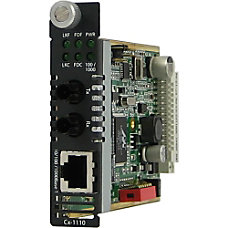 C 1110 M2ST05 Gigabit Ethernet Media