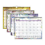 Day Runner Monthly Wall Calendar 12