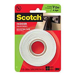 Scotch Mounting Tape 050 Width x