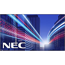 NEC Display 55 LED Backlit Ultra