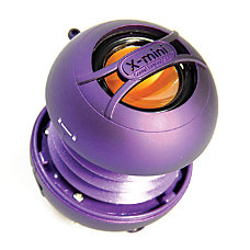 X mini UNO Capsule Speaker Purple