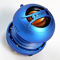 X mini UNO Capsule Speaker Blue