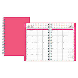 Blue Sky WeeklyMonthly Planner Candice 5