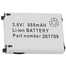 Unitech Rechargeable Battery Pack