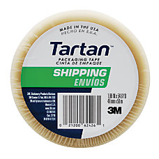 3M Tartan General Purpose Packing Tape