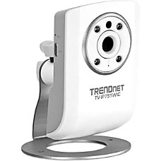 TRENDnet TV IP751WIC Network Camera Color