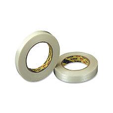 Scotch Filament Tape 1 Width x