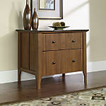 Sauder Appleton Faux Marble Top Lateral