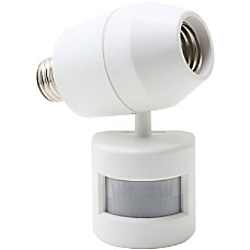 Bright Way 74239 Motion activated Outdoor