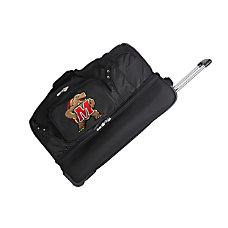 Denco Sports Luggage Rolling Drop Bottom