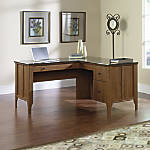Sauder Appleton Collection Faux Marble Top