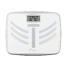 Conair Weight Watchers Body Analysis And