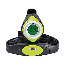 Pyle PHRM38GR Heart Rate Monitor Watch