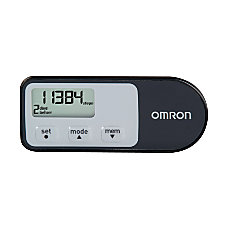 Omron HJ 321 Tri Axis Calorie